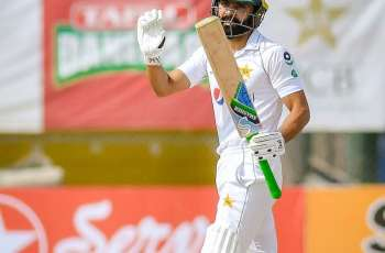 Pak Vs South Africa: Fawad Alam scores 3rd Test hundred