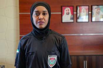 UAE's Khulood Al Zaabi nominated to officiate at FIFA Women's World Cup 2023