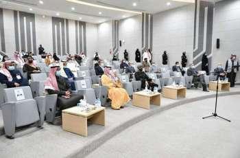 مركز العمليات الأمنية الموحدة (911) يستقبل عدداً من سفراء الدول ورؤساء بعثات الهيئات والمنظمات الدولية المعتمدين لدى المملكة