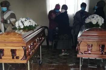 South Africa Advises Citizens Against Wrapping Coffins of COVID-19 Victims in Plastic