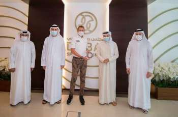 Dubai Sports Council honours '7 Emirates Run' founder Lauxen for his service to community