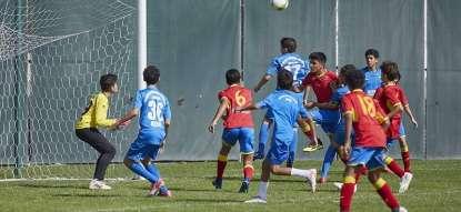El Talento and La Liga HPC tighten their grip on U16 top position as DSC Football Academies Championship resumes