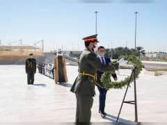 Iraqi Defence Minister visits Wahat AlKarama