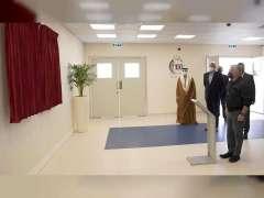 King of Jordan opens Sheikh Mohamed bin Zayed Field Hospital in Aqaba