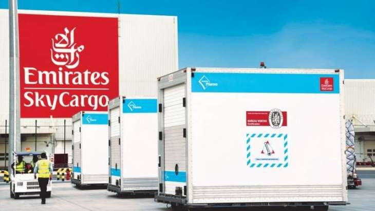 10 pivotal moments in 2020 when Emirates SkyCargo showcased its global leadership of the air cargo industry