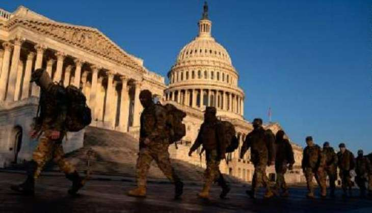 More Than 20,000 National Guard Troops to Help Secure Biden Inauguration - DC Police Chief