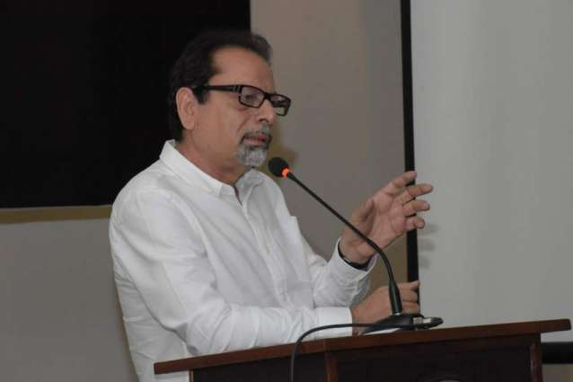 Important meeting of the governing body of Arts Council of Pakistan Karachi was held at Arts Council
