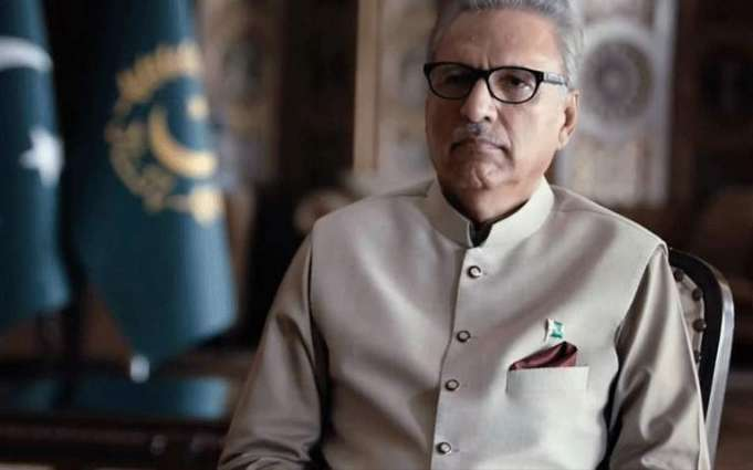 President reaffirms Pakistan's support for Azerbaijan's territorial integrity