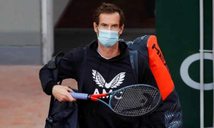 Professional British Tennis Player Murray Tests Positive for COVID-19 - Reports
