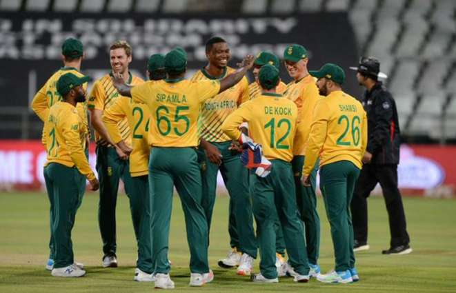 South African team will arrive in Pakistan by tomorrow