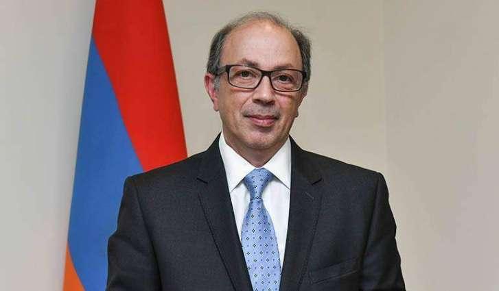 Armenian Foreign Minister, Senior UK Diplomat Discuss Situation in Karabakh - Yerevan