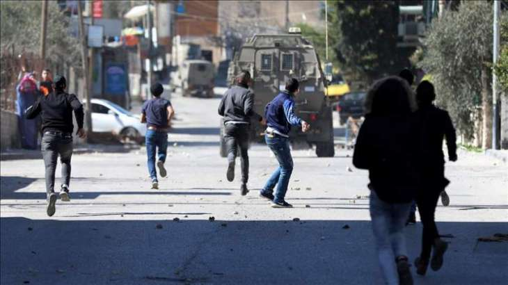 Dozens of Palestinians Injured in Clashes With Israeli Forces in West Bank - Reports