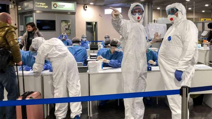 Russia Registers 24,092 COVID-19 Cases in Past 24 Hours - Response Center