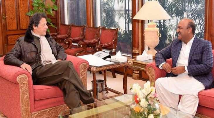 استقالة ندیم جوند مساعد رئیس وزراء باکستان عمران خان من منصبہ