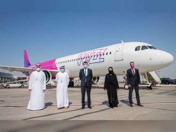 Wizz Air Abu Dhabi commences operations in Abu Dhabi