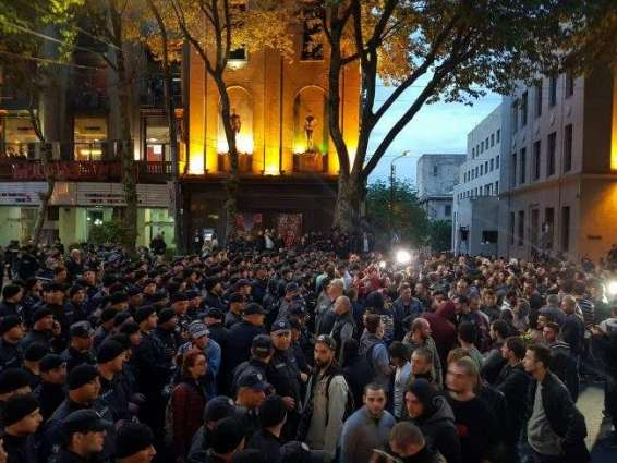 Police Arrest 9 Protesters in Tbilisi - Interior Ministry