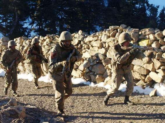 Pakistan Army kills two terrorists, arrests one in North Wazirstan