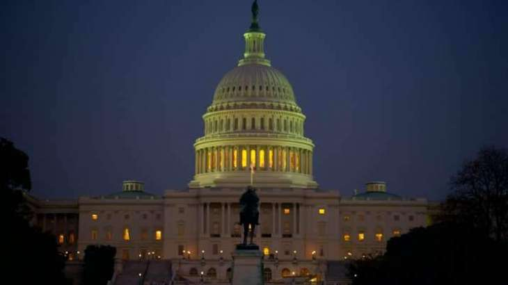 US Capitol Goes Into Lockdown Over Unidentified Threat - Reports