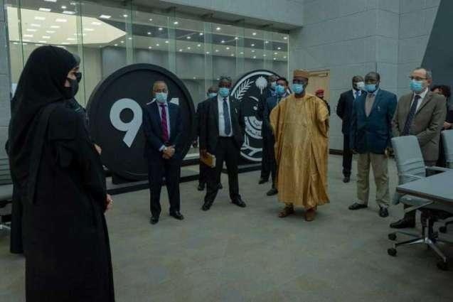 مركز العمليات الأمنية الموحدة (911) يستقبل عددًا من سفراء الدول الإفريقية في المملكة
