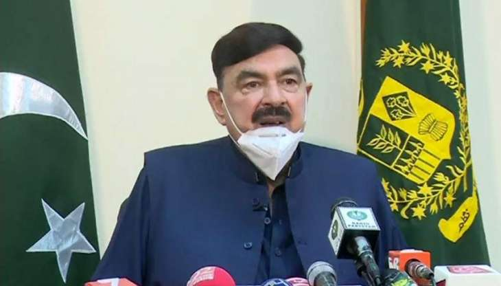 PDM will end their protest by 5 pm, says Sheikh Rasheed