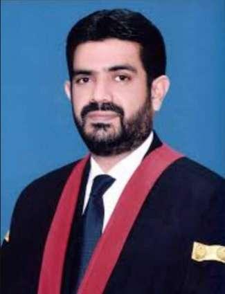 LHC Justice Chaudhary Abdul Aziz resigns