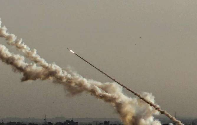 Israeli Army Strikes Hamas Military Facilities in Response to Rocket Attack