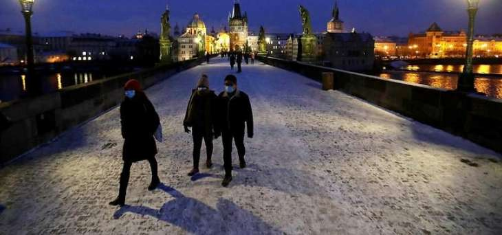 Czech Parliament Extends State of Emergency Until February 14