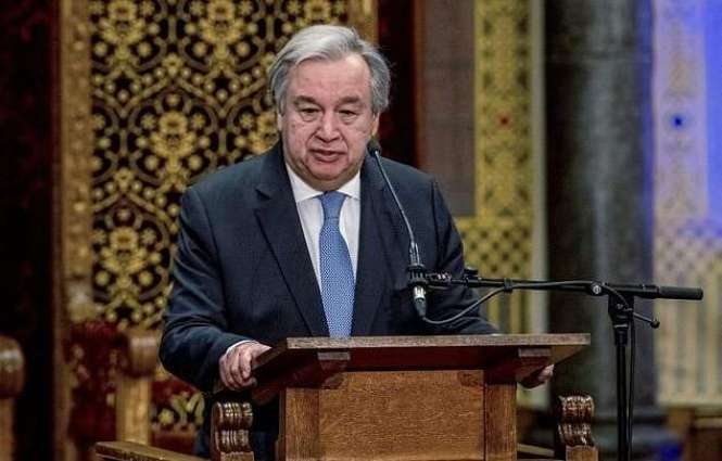 UN Secretary-General Welcomes Entry Into Force of Nuclear Weapon Ban Treaty