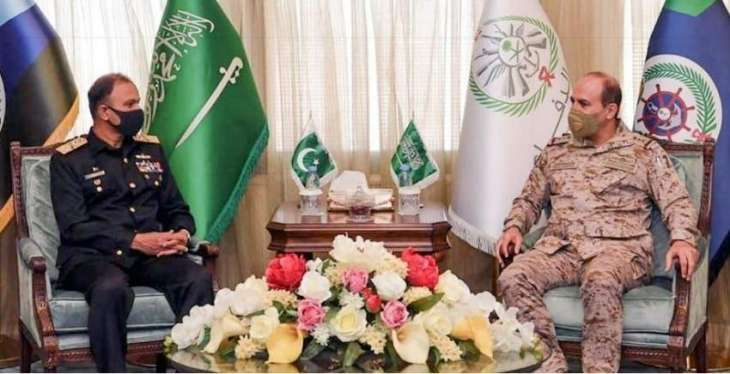 Chief Of The Naval Staff Admiral Muhammad Amjad Khan Niazi Visits Kingdom Of Saudi Arabia