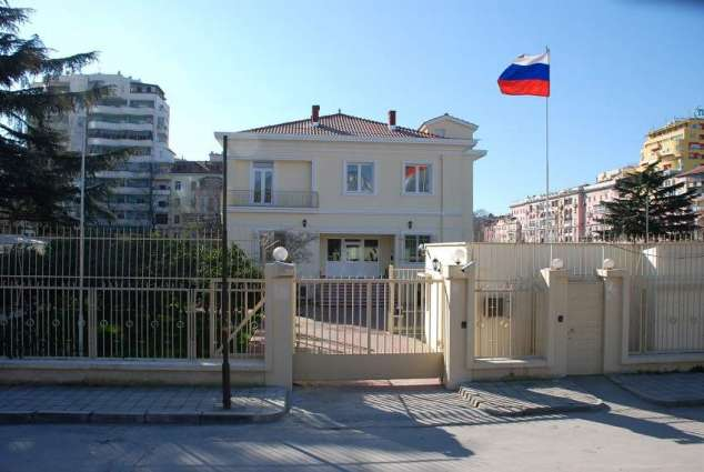 Albania Provided No Evidence of Violations by Expelled Russian Diplomat - Russian Embassy