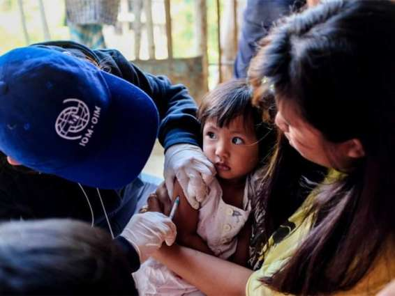IOM Welcomes US Inclusion of Migrants in Coronavirus Vaccine Roll-Out - Statement