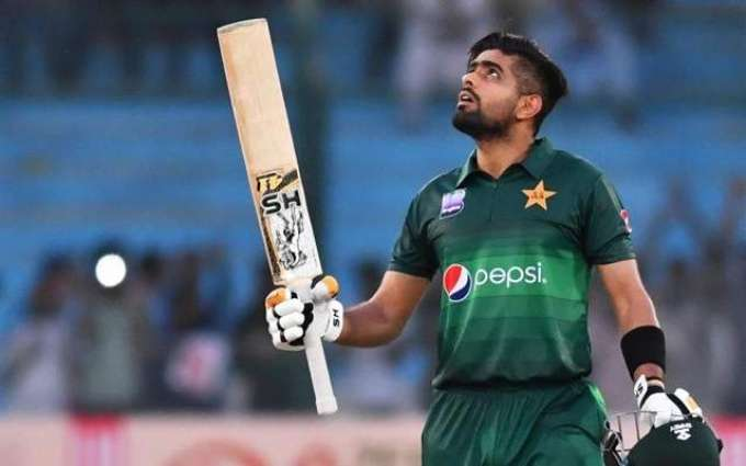 Babar Azam recalls his journey from ball-picker to Test captain