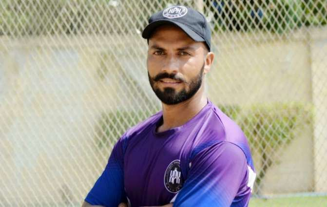 Sajid Khan reveals advice he received from Saqlain Mushtaq