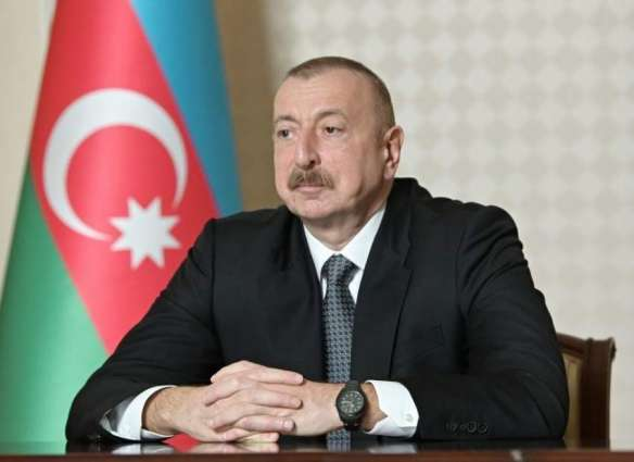 Azerbaijani President Inks Order to Create Supervisory Board for State Oil Company SOCAR