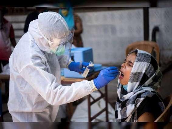 """الهند تسجل 14849 إصابة جديدة بـفيروس """"كورونا"""""""