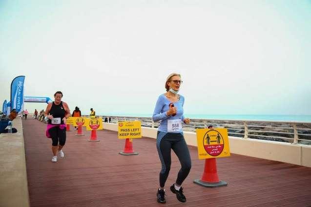 Charlotte McGarry bags 10K Run honours in Stage 2 of Dubai Women's Running Challenge