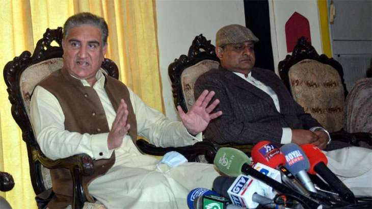 Pakistani diplomats will not participate in ceremonies of India's Republic Day, says Shah Mahmood Qureshi