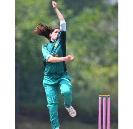 Aliya Riaz hopeful of finishing ODI series on a high note