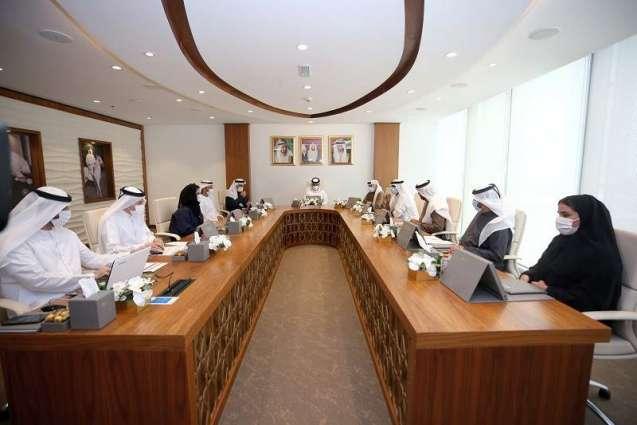 Mansoor Bin Mohammed: Development of sports comes through development of its employees