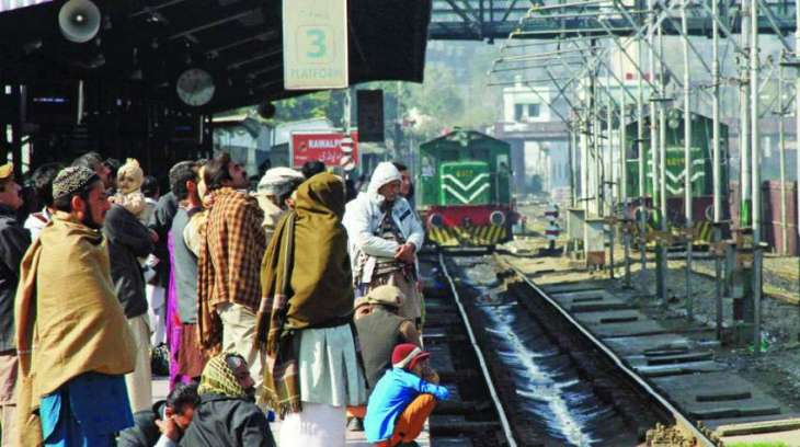 Pakistan Railways' ticket reservation system crashes