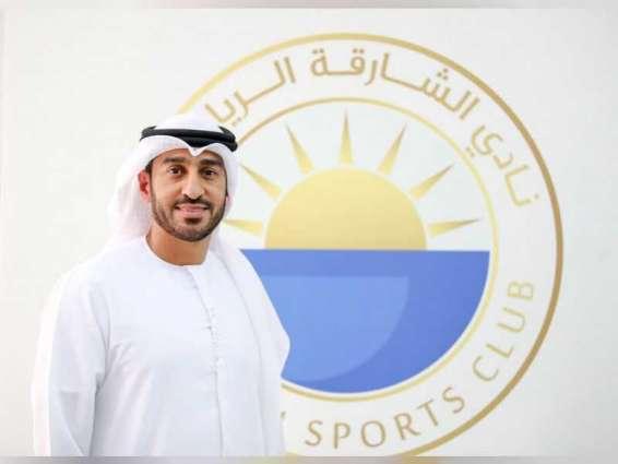 """محمد عبيد الحصان: الاستقرار ودعم الإدارة وراء استدامة انجازات الشارقة في """"اليد والسلة"""""""
