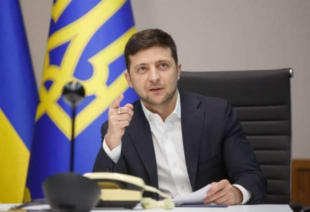 Ukraine's Zelenskyy's Rating Falls From 26.2% to 19.8% in One Month - Poll