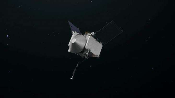 US Spacecraft With Asteroid Sample to Begin 2-Year Flight Back to Earth May 10 - NASA
