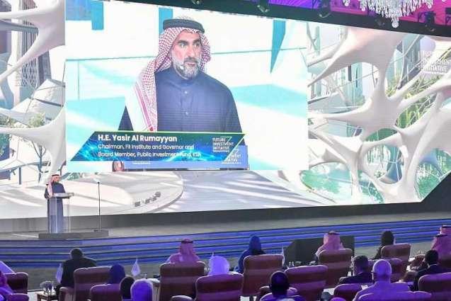 محافظ صندوق الاستثمارات العامة يفتتح النسخة الرابعة لمؤتمر مبادرة مستقبل الاستثمار