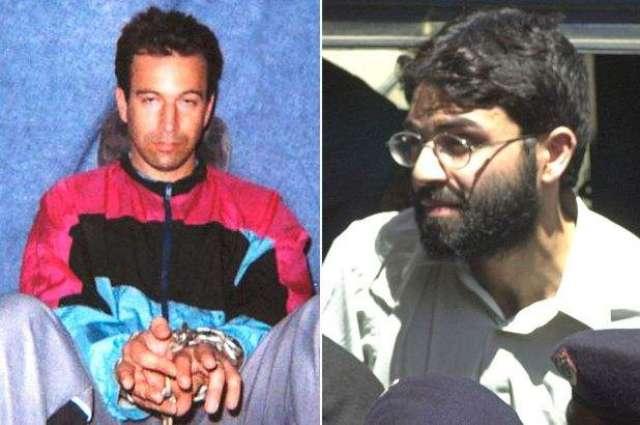 Daniel Pearl's murder case: SC orders to release Ahmed Omar Saeed Sheikh