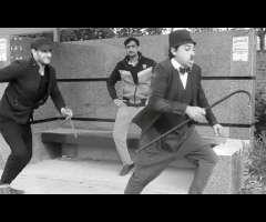Pakistani Charlie funny moment in Pakistan