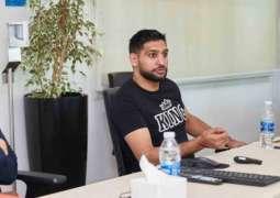 Amir Khan reacts to boxer's death in Karachi
