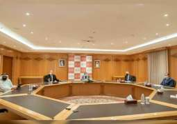 Sharjah Ruler chairs AUS Board of Trustees meeting