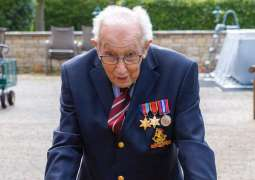 UK's Renowned Fundraiser Captain Tom Moore Dies at 100 After Contracting COVID-19