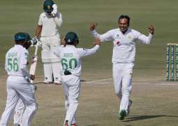 Pakistan's likely playing XI for 2nd Test match against South Africa